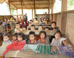 YIM-project: community schools program for children from Burma